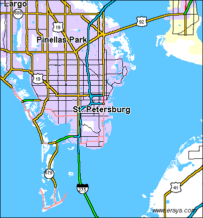 STI: ERsys - St. Petersburg, FL (Public Transportation)