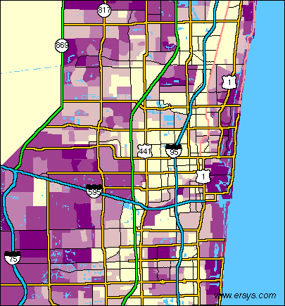 Map Of Fort Lauderdale Florida.Sti Ersys Fort Lauderdale Fl Skills